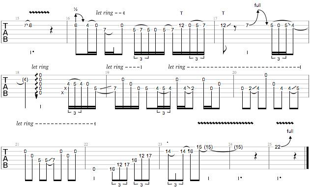Devin Townsend - Improv 2