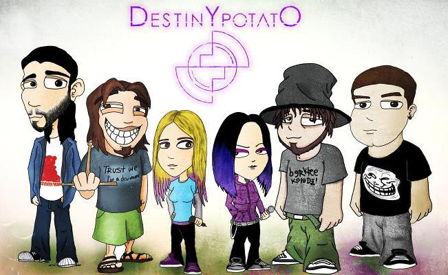 Destiny Potato