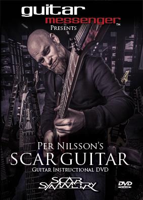Scar Guitar: Per Nilsson's Guitar Instructional DVD