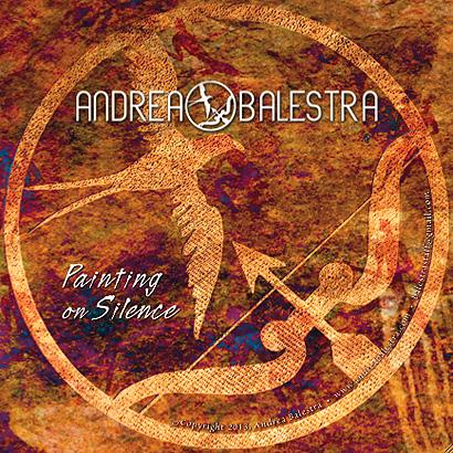 Andrea Balestra - Album Cover
