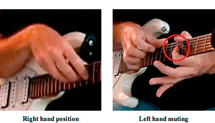 Don Lappin - Hand Positioning