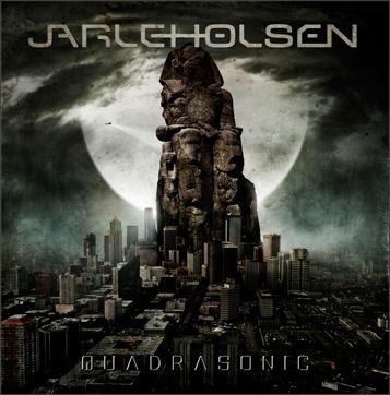 Jarle Olsen - Quadrasonic Album Cover