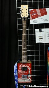 NAMM 2014 - Bohemian Guitars by Guitar Messenger
