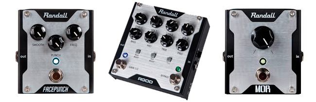 Randall Pedals