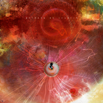 Animals As Leaders - The Joy Of Motion (Album Cover)